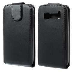Alcatel One Touch Pop C5 Flipcase Hoesje Zwart