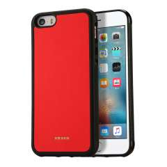 Apple iPhone 5 | 5s | SE TPU Hoesje Rood Luxe