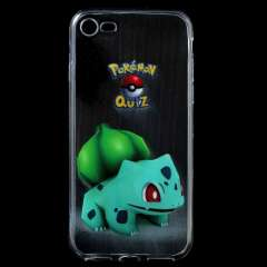 Apple iPhone 7 | 8 Super Leuk TPU Hoesje Pokémon Bulbasaur