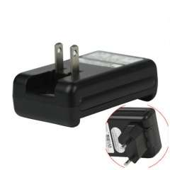 Battery Wall Charger Samsung i9100 Galaxy S2 Black