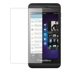 Blackberry Z10 Screenprotector Transparant