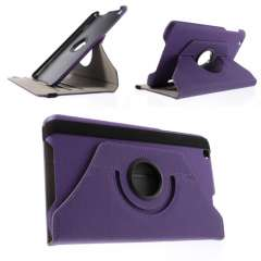 LG G Pad 8.3 Rotary Stand Case Paars
