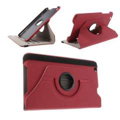LG G Pad 8.3 Rotary Stand Case Rood