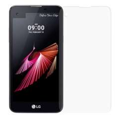LG X Screen Screenprotector Glas