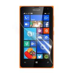Microsoft Lumia 435 Screenprotector transparant