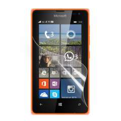 Microsoft Lumia 532 Screenprotector transparant