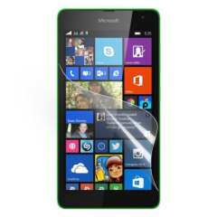 Microsoft Lumia 535 Screenprotector Transparant