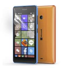 Microsoft Lumia 540 Screenprotector Transparant