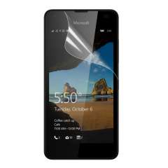 Microsoft Lumia 550 Screenprotector Transparant