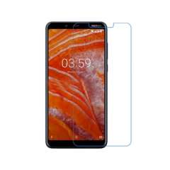 Nokia 3.1 Plus Screen protector van echt Glas