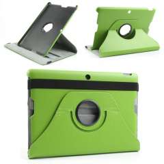 Rotary Stand Case Asus MeMo Pad Smart 10 Groen