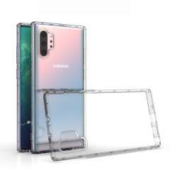 Samsung Galaxy Note 10 Plus TPU Hoesje Transparant
