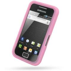 Silicone Hoesje Samsung Galaxy Ace S5830 Roze