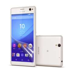 Sony Xperia C4 Screenprotector Transparant