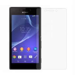 Sony Xperia M2 Display Folie