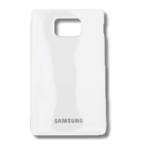 Accudeksel Samsung i9100 Galaxy S2 White Origineel