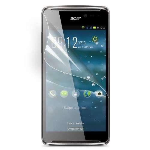 Acer Liquid E600 Display Folie Transparant