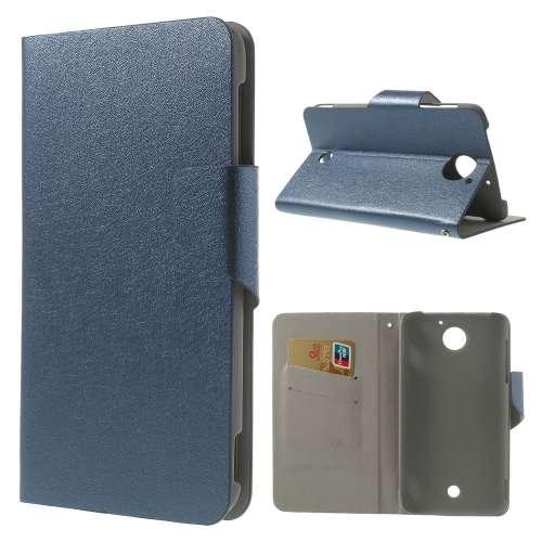 Acer Liquid S2 Wallet Stand Case Blauw