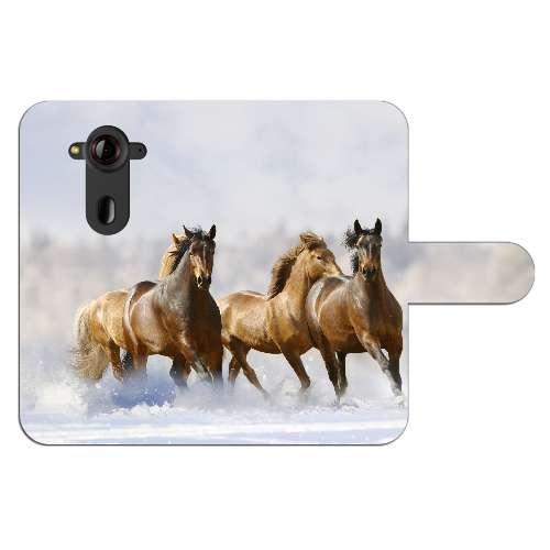 Acer Liquid Z5 Uniek Ontworpen Hoesje Paarden