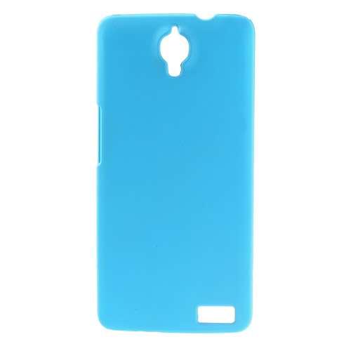 Alcatel One Touch Idol X (OT-6040D) Hard Case Hoesje Blauw
