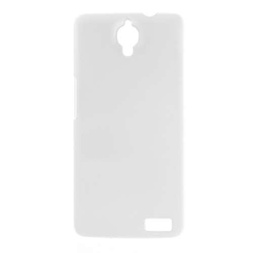 Alcatel One Touch Idol X (OT-6040D) Hard Case Hoesje Wit