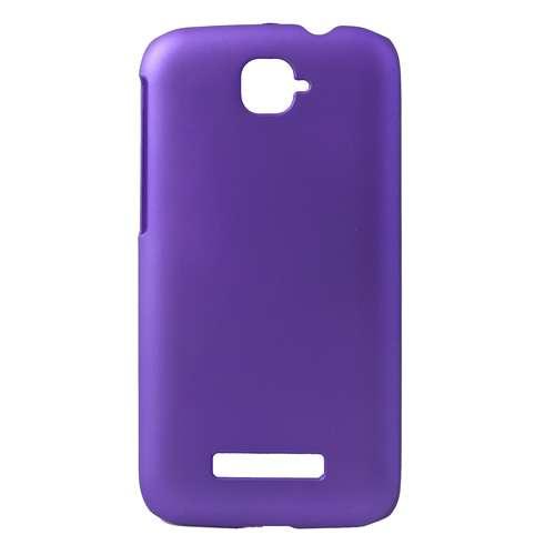 Alcatel One Touch Pop C7 Hard Case Hoesje Paars