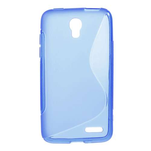 Alcatel One Touch Pop S3 TPU Case Blauw