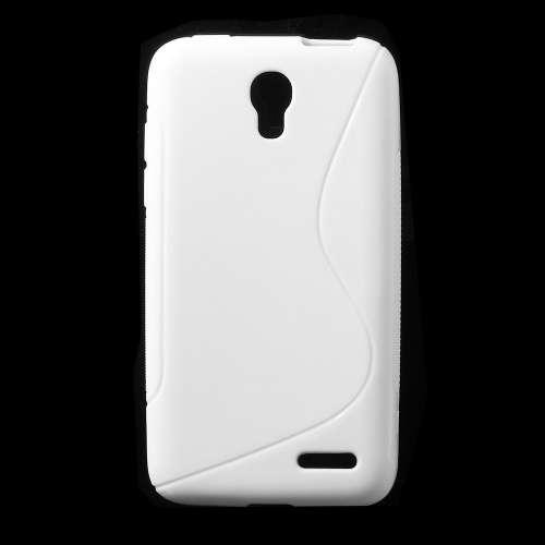 Alcatel One Touch Pop S3 TPU Case Wit B2Ctelecom