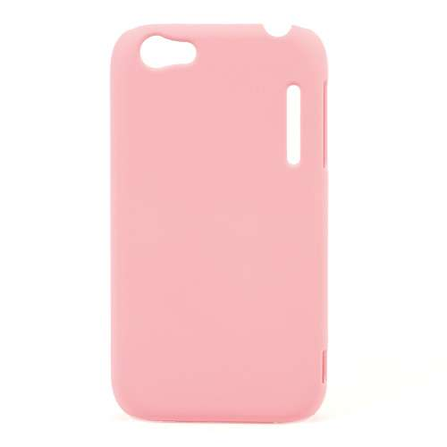 Alcatel One Touch Ultra Hoesje Lichtroze (Hard Case)