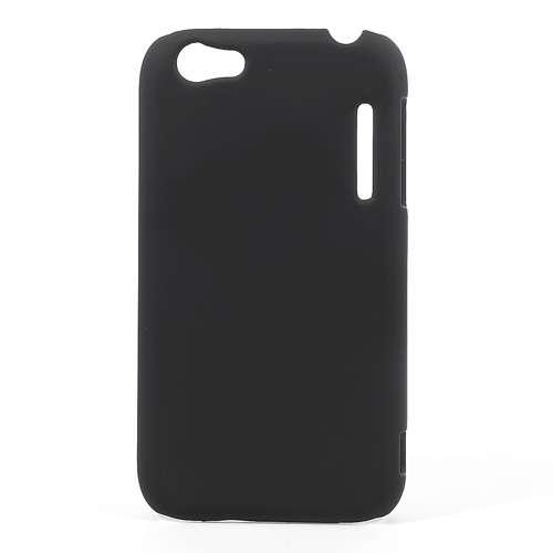 Alcatel One Touch Ultra Hoesje Zwart (Hard Case)