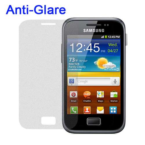 B2Ctelecom Anti Glare Screen Protector Samsung Galaxy Ace Plus S7500