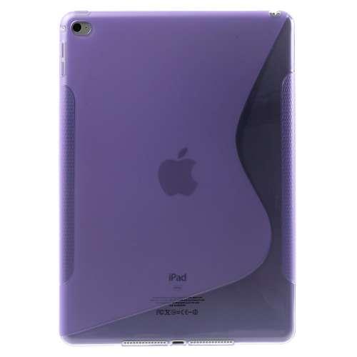 Apple iPad Air 2 TPU Hoesje Paars