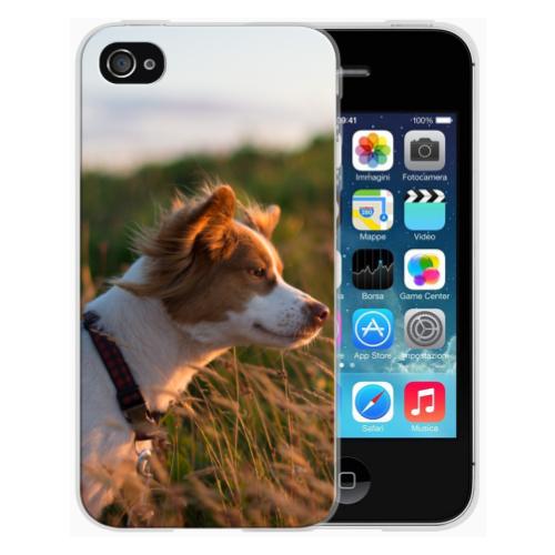 Apple iPhone 4|4S TPU Hoesje Maken met Foto
