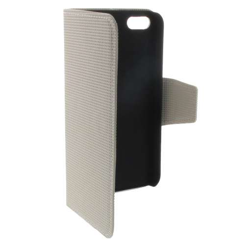 Apple iPhone 5 | 5S Bookstyle Case Matt White