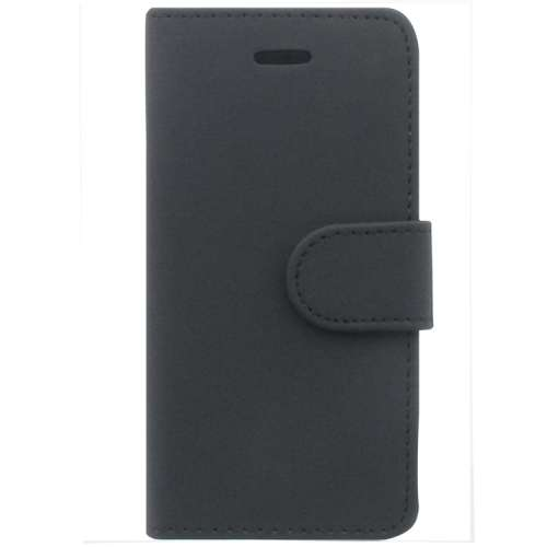 Apple iPhone 5 | 5S Premium Bookstyle Case Black