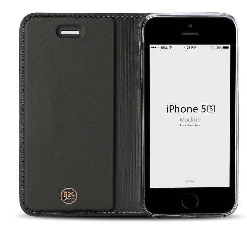 Spigen Rugged Armor Apple iPhone 5/5S/5SE Black - Coolblue ... | 500x500