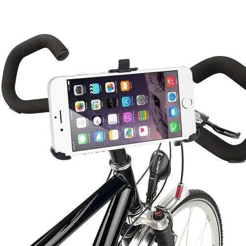 Apple iPhone 6 Plus Fietshouder + Bike mount