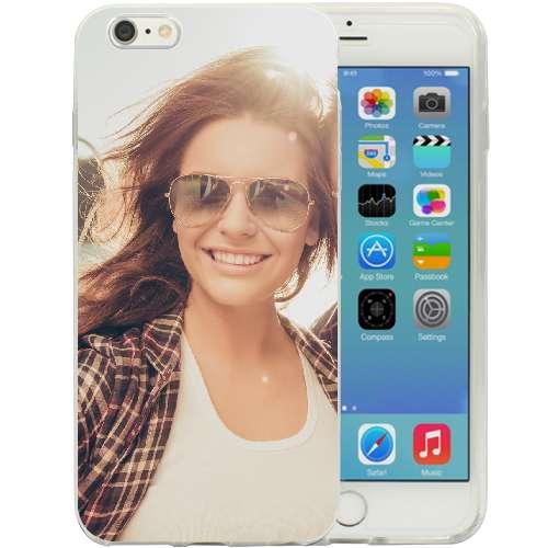 Apple iPhone 6 Plus | 6s Plus TPU Hoesje Maken met Foto