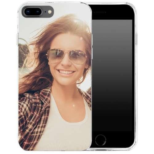 Apple iPhone 7 Plus | 8 Plus TPU Hoesje Maken Met Foto's