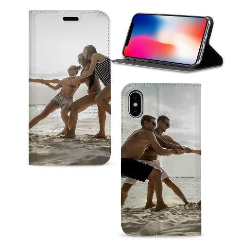 Apple iPhone X Telefoonhoesje Maken met Foto's