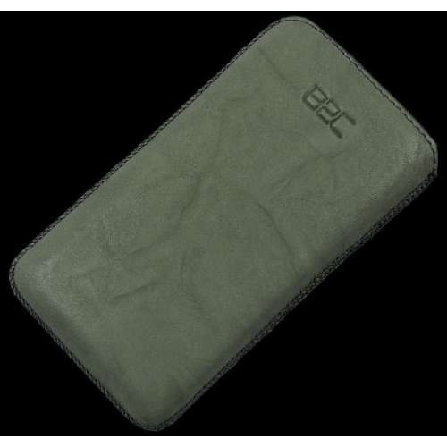 B2C Leather Case Samsung Galaxy S Advance Washed Ice Grey
