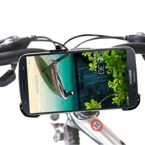 Bike Mont + Fietshouder Samsung Galaxy Mega 6.3 i9200