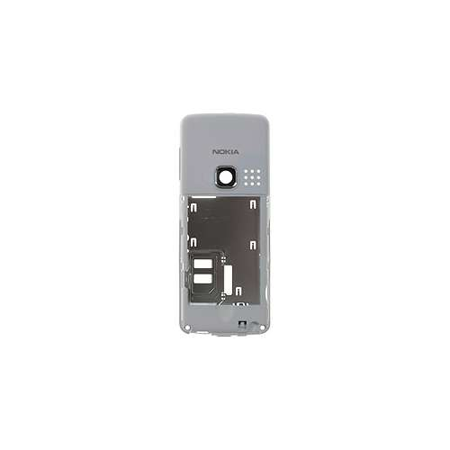 Body Cover Nokia 6300 6300i en 6301 White Origineel