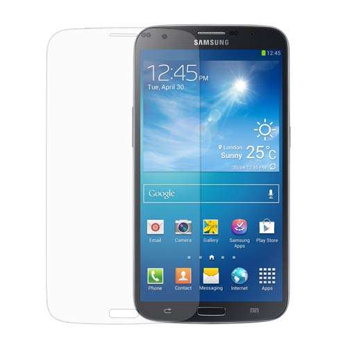 B2Ctelecom Display Folie Samsung Galaxy Mega 6.3 i9200