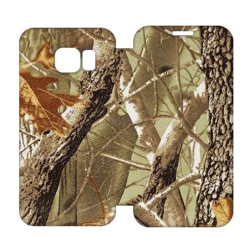 Hip Design Hoesje Camouflage Samsung Galaxy S6 Edge