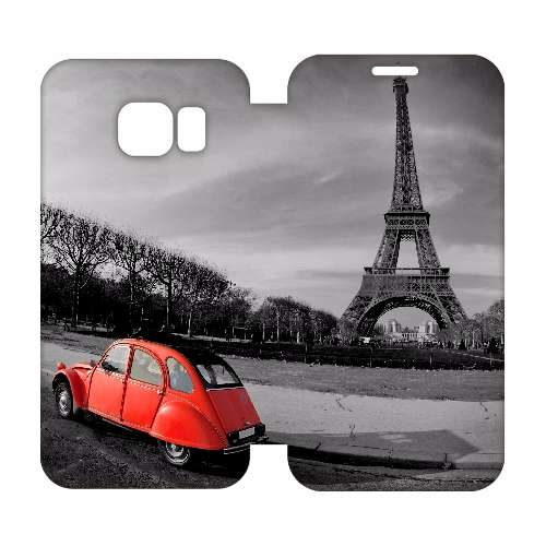 Hip Design Hoesje Eiffeltoren Samsung Galaxy S6 Edge