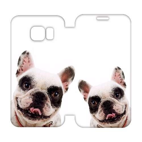 Hip Design Hoesje Hond Samsung Galaxy S6 Edge