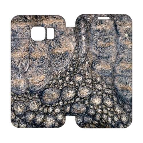 Hip Design Hoesje Krokodillenprint Samsung Galaxy S6 Edge