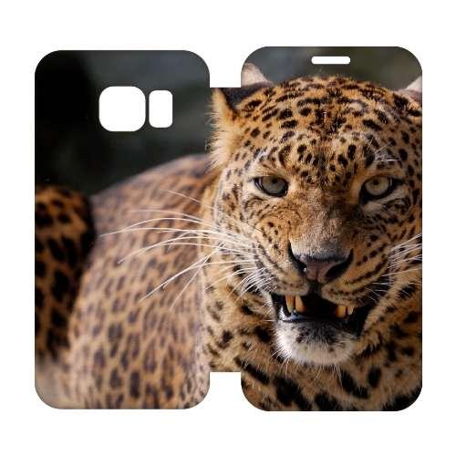 Hip Design Hoesje Luipaard Samsung Galaxy S6 Edge