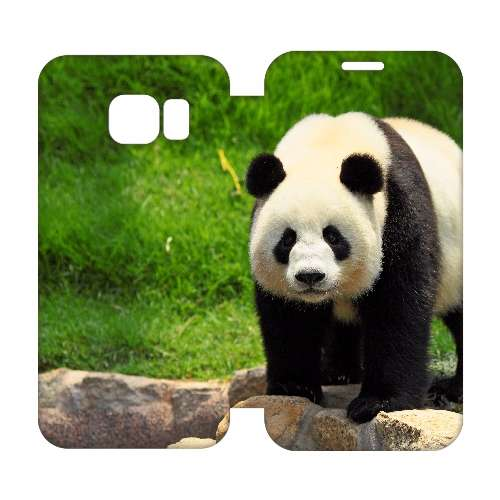 Hip Design Hoesje Panda Samsung Galaxy S6 Edge